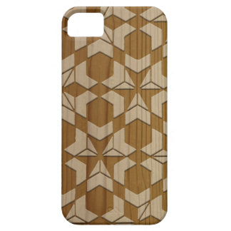 Intricate arabic wood carving iPhone SE/5/5s case
