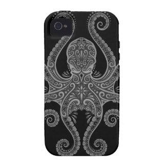 Intricate Dark Octopus Case-Mate iPhone 4 Case