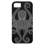 Intricate Dark Octopus iPhone 5 Covers
