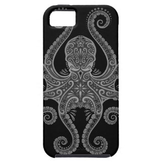 Intricate Dark Octopus iPhone SE/5/5s Case