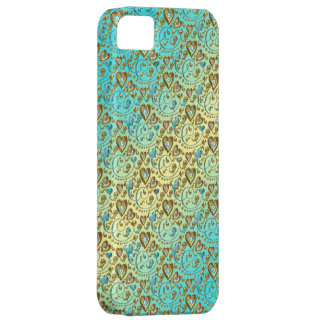 Intricate Heart Design iPhone 5 Cases