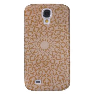 Intricate Ottoman Islamic design. Arabesque motif Galaxy S4 Case