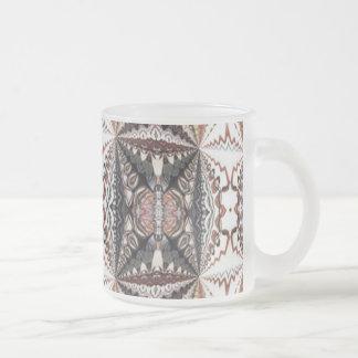Intricate Patchwork Coffee Mug