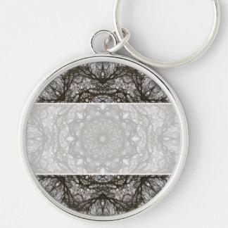 Intricate pattern. Decorative design. Keychain