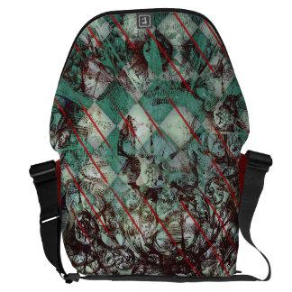 Intricate Promenade Messenger Bag