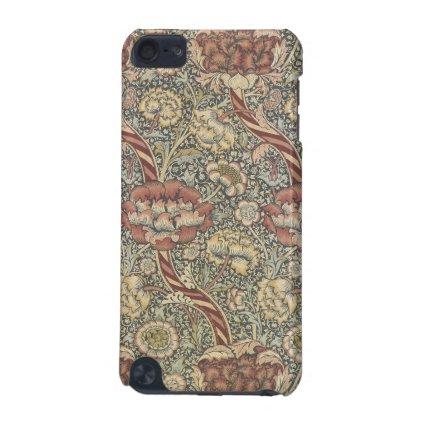 intricate vintage william morris floral damask