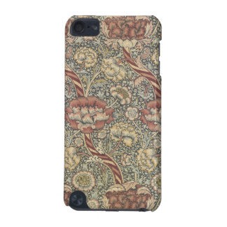 intricate vintage william morris floral damask iPod touch (5th generation) cases