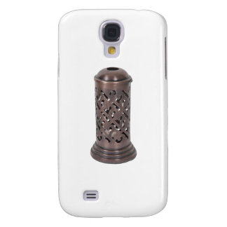 IntricateDarkBrassCandleHolder010212 Samsung Galaxy S4 Cover