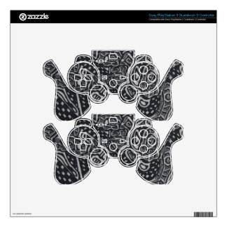 Intricately Integrated Electronics Skins Skins For PS3 Controllers