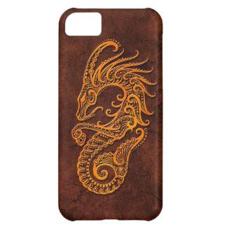 Intrictate Stone Capricorn Symbol iPhone 5C Cover