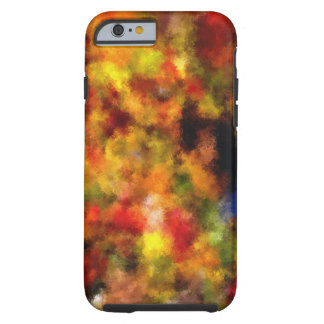 intriguing colorful pattern tough iPhone 6 case