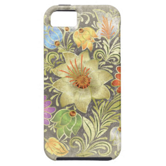 Intriguing Floral Abstract iPhone 5 Case