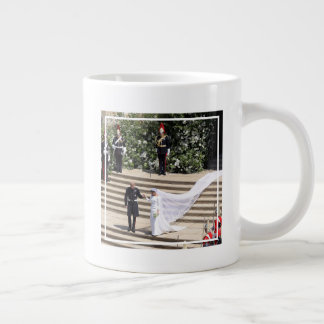 Introducing The Duke & Duchess of Sussex Giant Coffee Mug
