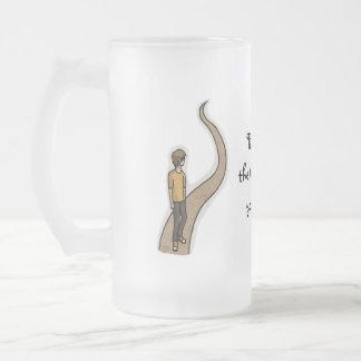 Introduction Glass Mug (100 Themes)