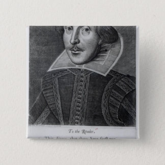Introduction, 'Mr. William Shakespeares Pinback Button