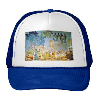 Introduction to Slavic Liturgy c1912 Trucker Hat
