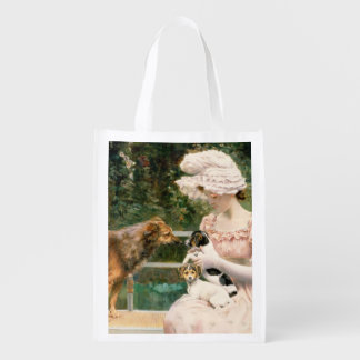 Introductions Reusable Grocery Bag