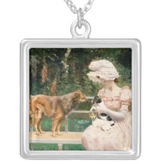 Introductions Silver Plated Necklace