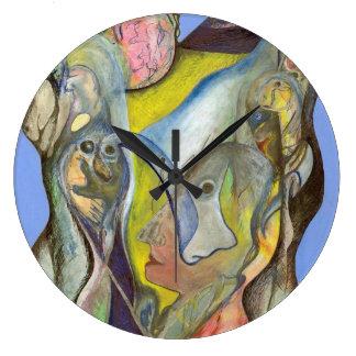 introspection large clock