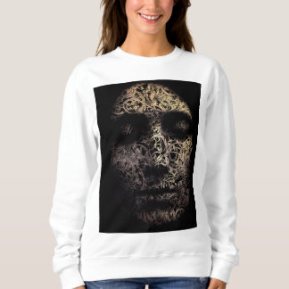 """Introspection"" Women's Basic Sweatshirt"