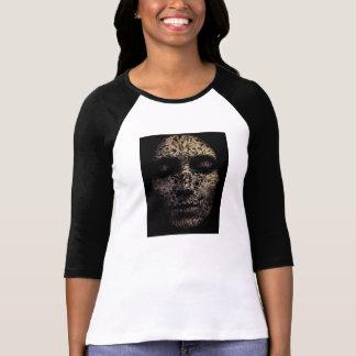 """Introspection"" Women's Bella+Canvas 3/4 Sleeve T-shirt"