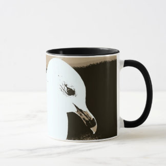 Introspective Seagull Mug! Mug