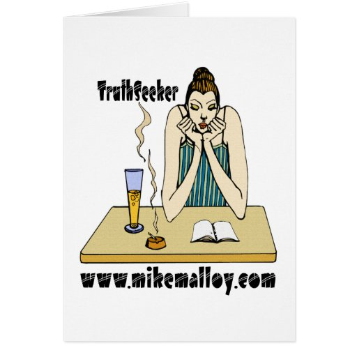 INTROSPECTIVE  TRUTHSEEKER CARD