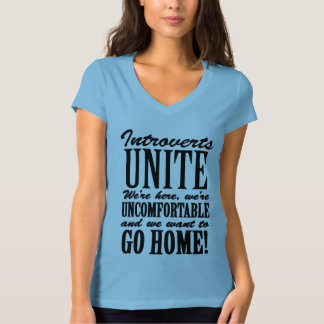 Introversion Humor T-Shirt