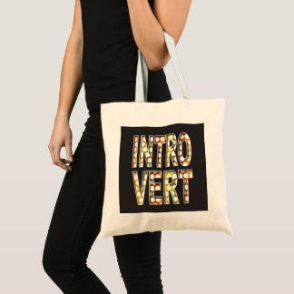 Introvert internal design   Basic Tote