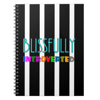 Introverted dichosamente - cuaderno