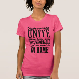 Introverted Introvert T-Shirt