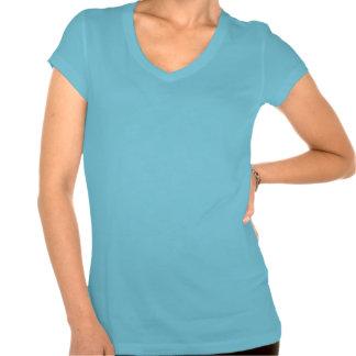 ¡Introverts unen! La camisa de las mujeres en medi