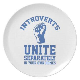Introverts unen plato
