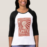 Introverts unen por separado en sus propios camisetas