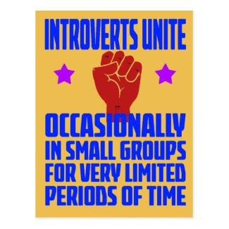introverts unite