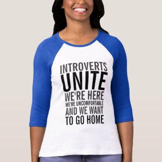 Introverts Unite Shirt