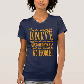 Introverts - United from Afar T-Shirt