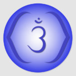 Intuition Chakra - Ajna Sticker