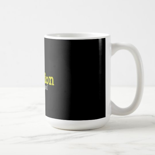 intuition (human gps) coffee mug