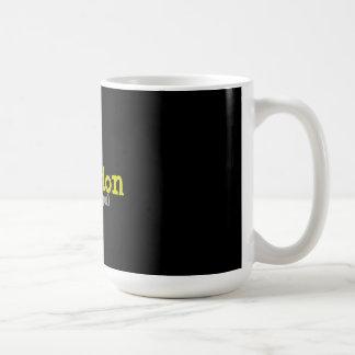 intuition (human gps) coffee mug