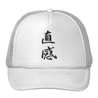 Intuition Kanji Mesh Hats