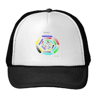 Intuition Mandala Trucker Hats
