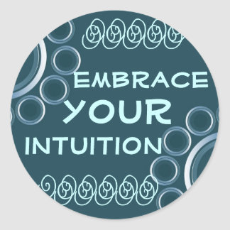 intuition stickers