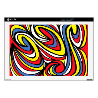 """Intuitive Classical Sparkling Approve 17"""" Laptop Skins"""