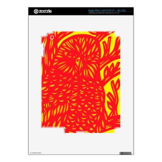 Intuitive Paradise Certain Spirited iPad 3 Decal