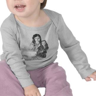 Inuit family t shirt