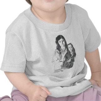 Inuit family tee shirts