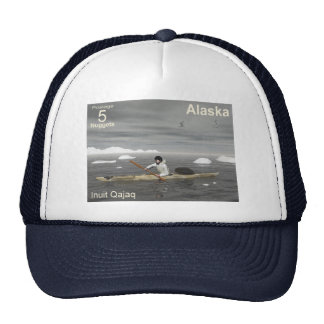 Inuit Kayak Trucker Hat