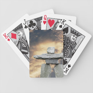 Inukshuk Baraja Cartas De Poker