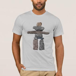 Inukshuk Haida Stones Native American T-Shirt